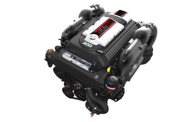 MerCruiser 6.2L 300hk Bravo III drivline