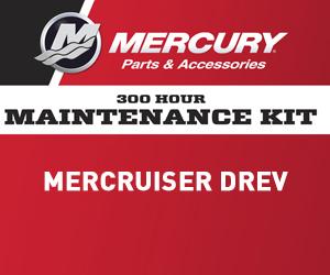 Mercruiser Drev 300 timer