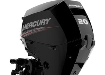 Mercury 4-takt 2.5 - 25 hk